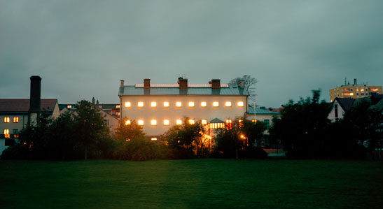 Hyper Island Prison Karlskrona