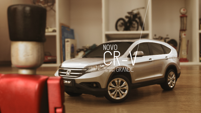 Medium novo honda crv