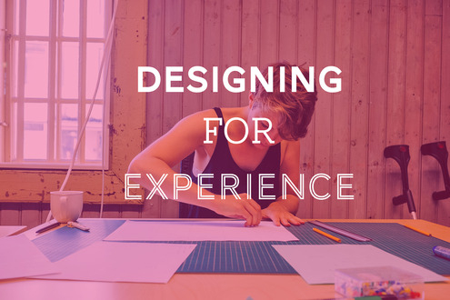Listing designing for experience
