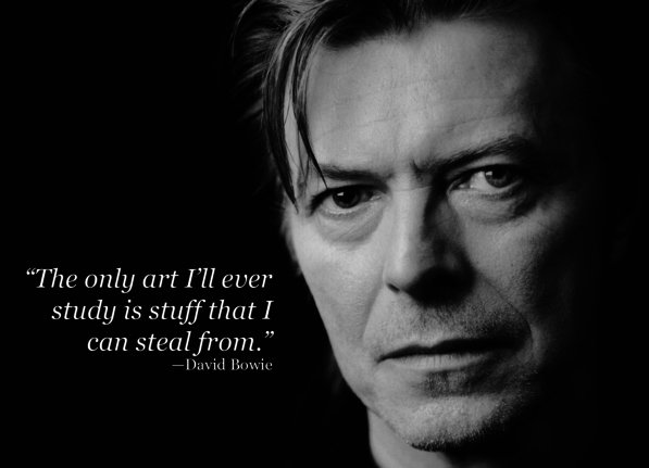 Image result for david bowie thief