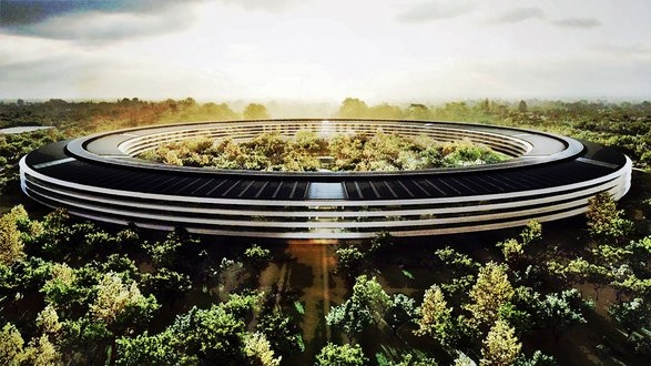 Listing apple hq