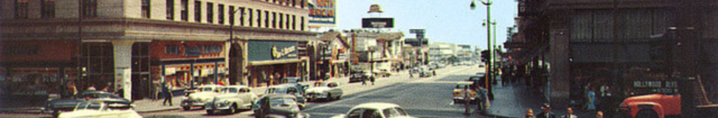 Large los angelies 60s